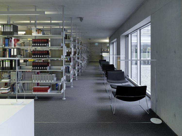 """Bibliothek der Stiftung """"Topographie des Terrors"""", Berlin"""