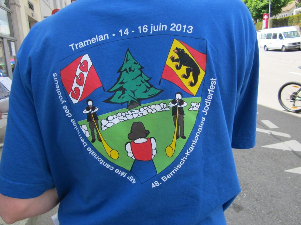 Jodlerfest 2013 Tramelan
