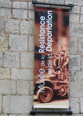 Mus. de la Résistance et de la Déportation, Besançon/Zitadelle